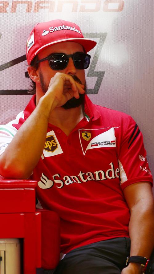 Alonso hits back after Mattiacci jibes