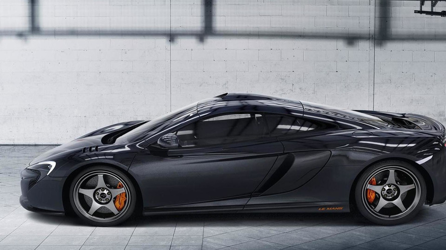 McLaren 650S replacement due 2018