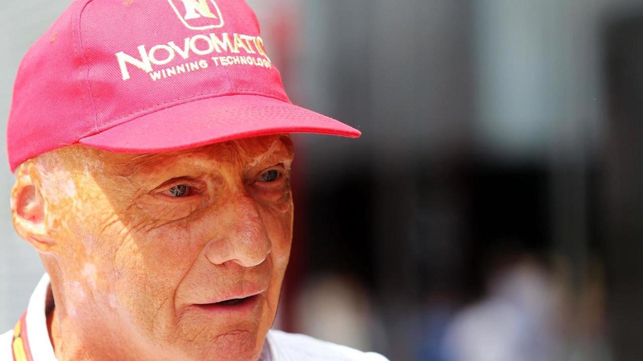 Niki Lauda (AUT), 26.07.2014, Hungarian Grand Prix, Budapest / XPB