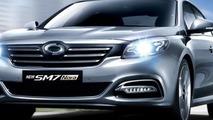 Renault Samsung SM7 Nova official photo