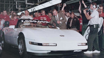 One Millionth Corvette Restoration