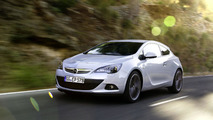Opel Astra GTC with 1.6 CDTI engine