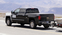 2016 Chevrolet Silverado spy photo