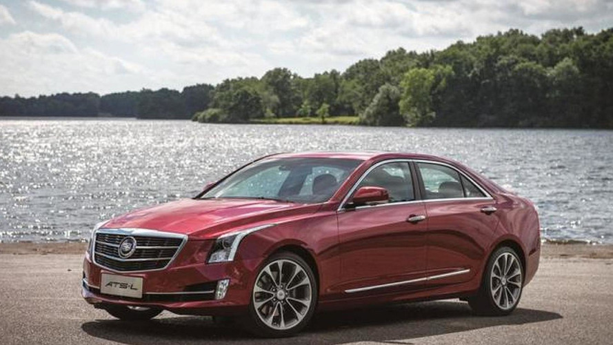 Cadillac preparing a sub-ATS luxury compact sedan – report