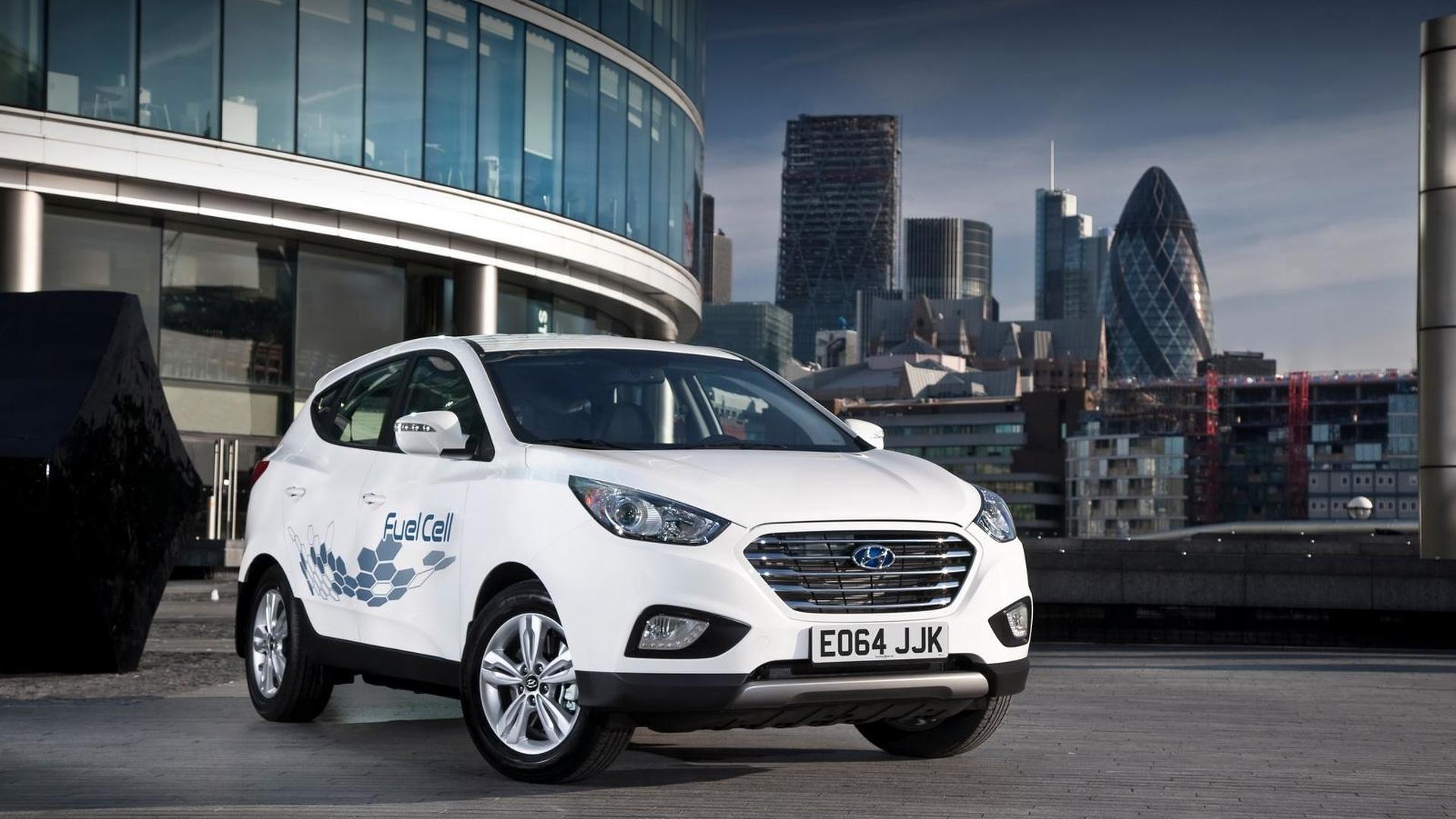 Hyundai Targets 2018 Winter Olympics To Debut Next Gen Hydrogen Fuel