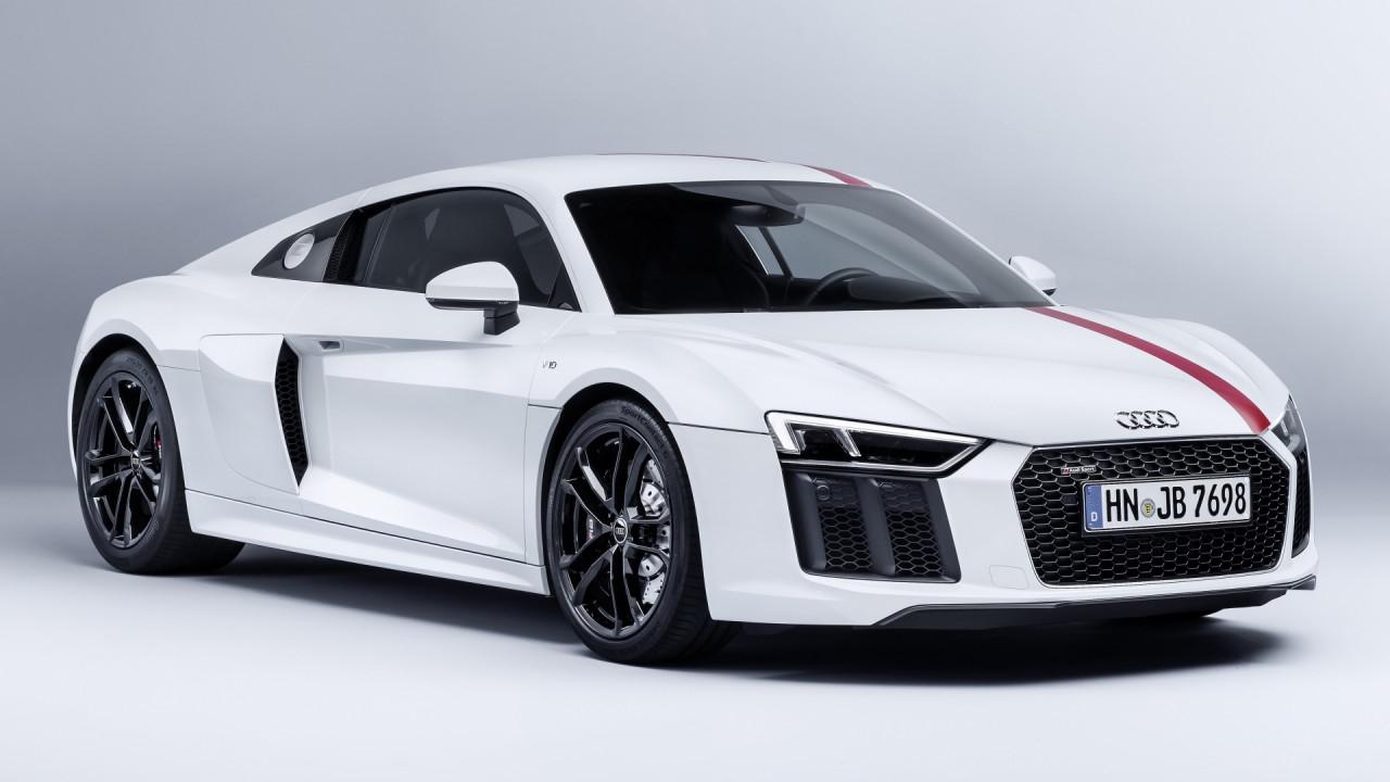 [Copertina] - Salone di Francoforte: Audi R8 V10 RWS, per guidare come a Le Mans