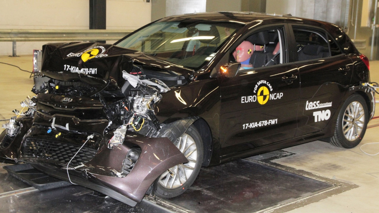 [Copertina] - Crash Test Euro NCAP, 7 auto si meritano 5 stelle