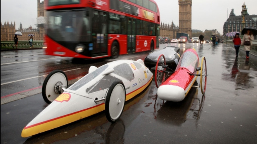 Shell Eco-marathon 2016, otto team italiani in gara