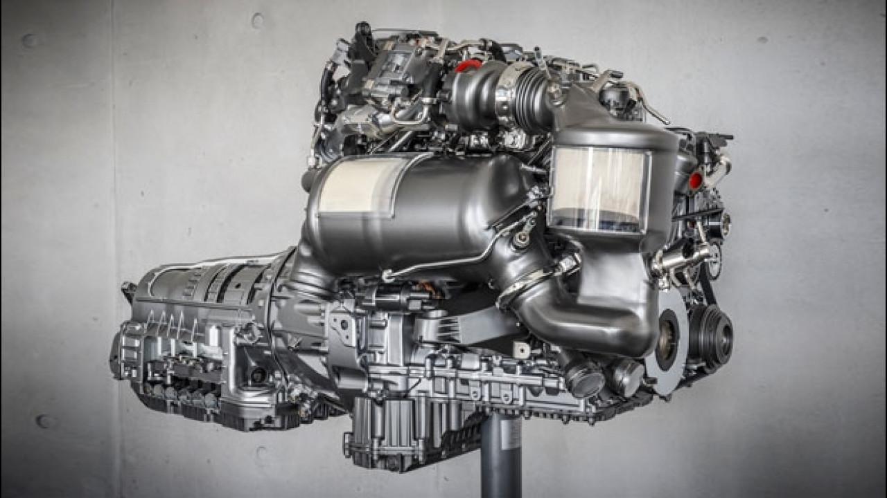 [Copertina] - Mercedes, 3 miliardi di euro per nuovi motori