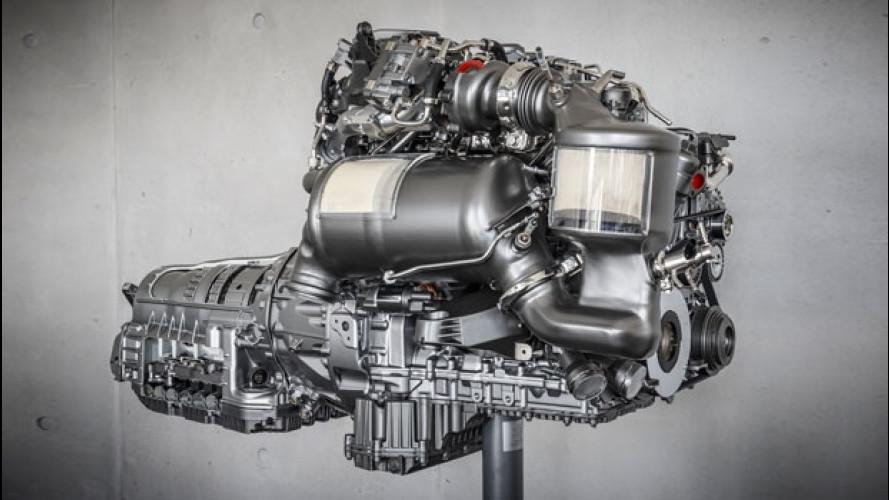 Mercedes, 3 miliardi di euro per nuovi motori