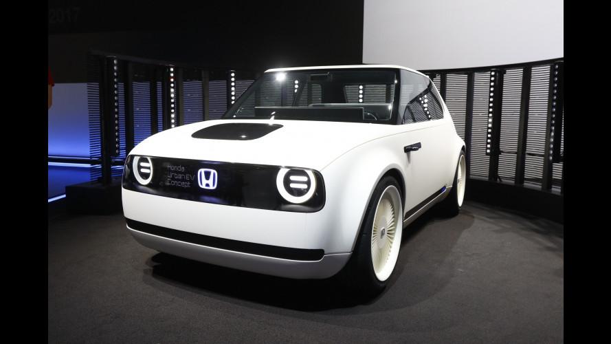 Salone di Francoforte: Honda Urban EV Concept per stupire [VIDEO]