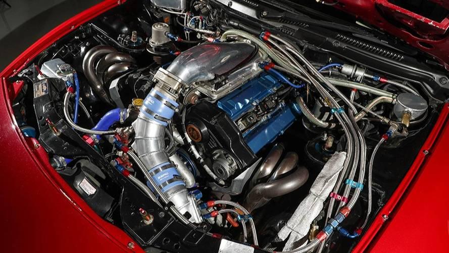 Jun Bonneville Nissan 300ZX