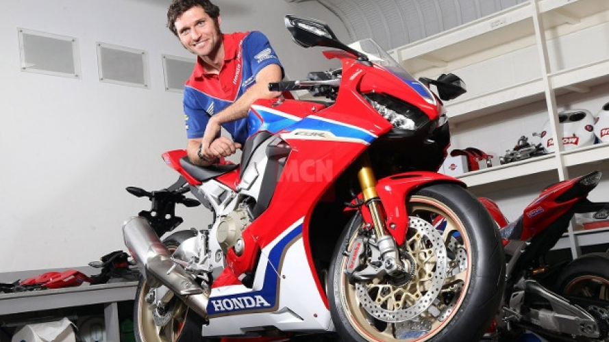 Guy Martin ritorna al TT 2017 in sella a una Honda