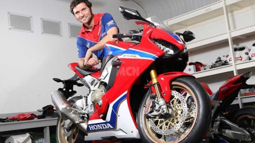 Guy Martin ritorna al TT 2017 in sella a una Honda