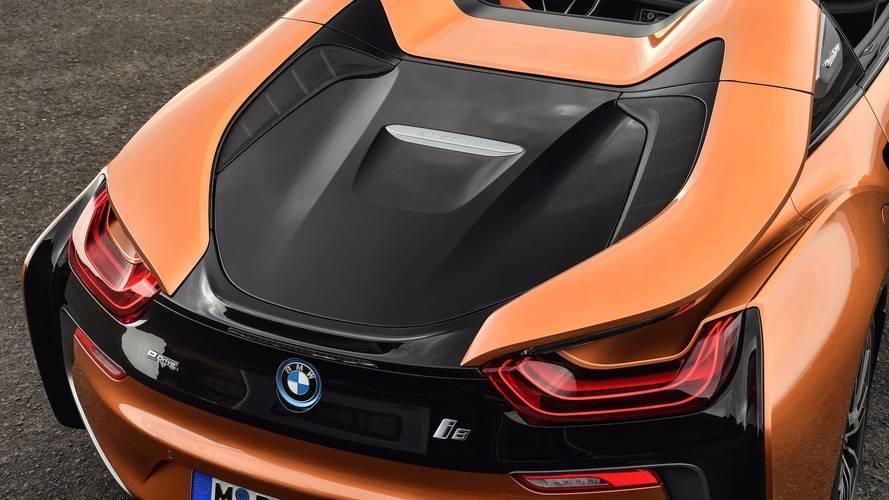 Érdekes neveket védett le a BMW: i1 és i9 között, valamint iX1-től iX9-ig terjed a skála