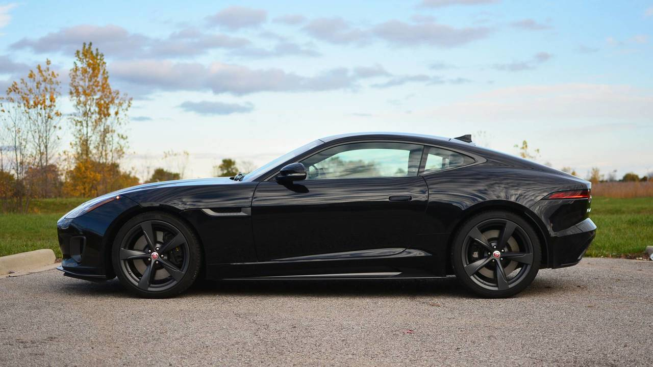2018 Jaguar F Type Sport 400 Review
