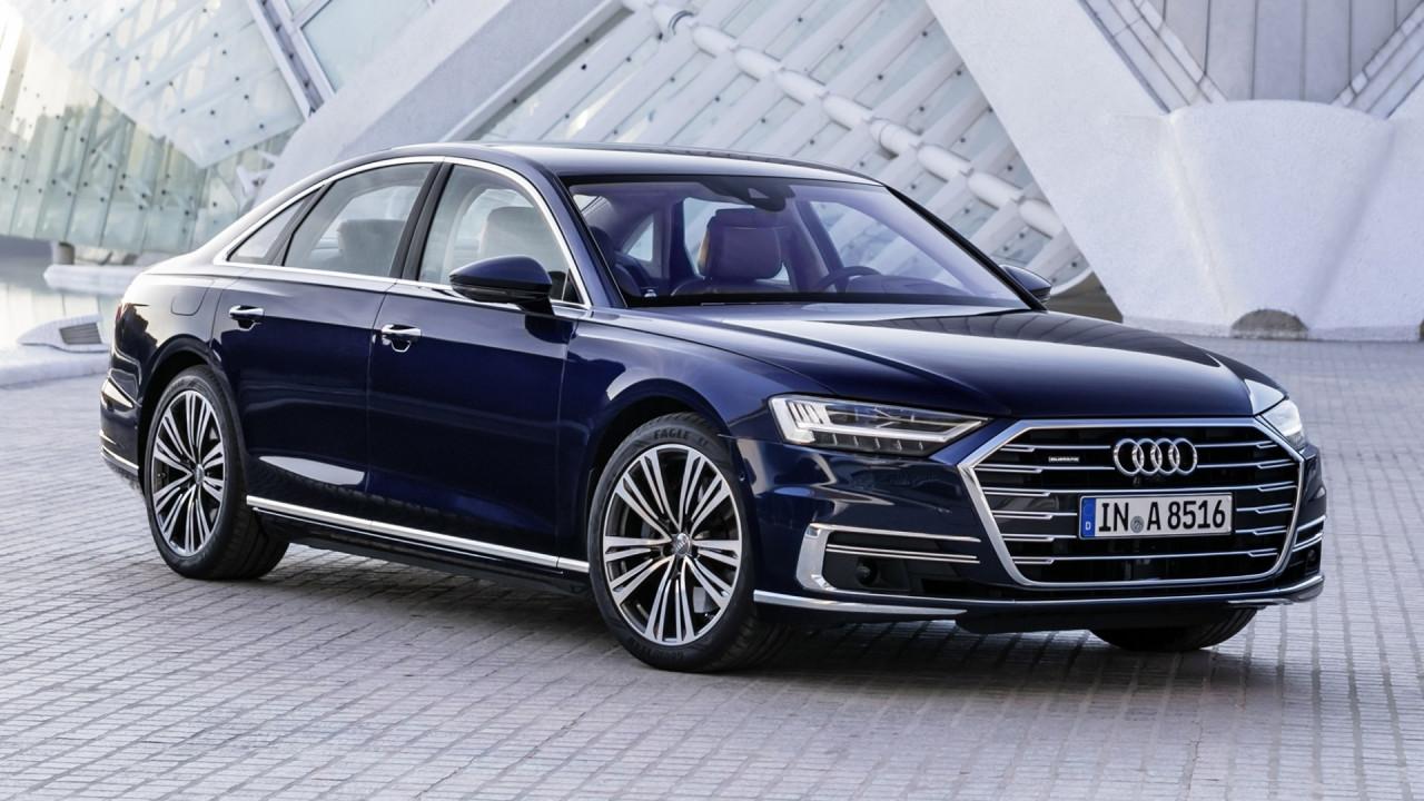 [Copertina] - Nuova Audi A8, aperti i preordini