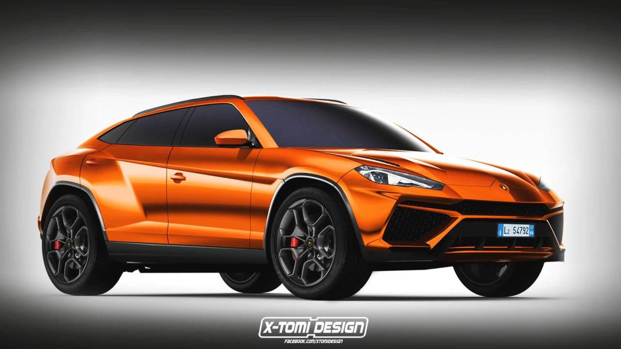 Lamborghini Urus - X-Tomi Design