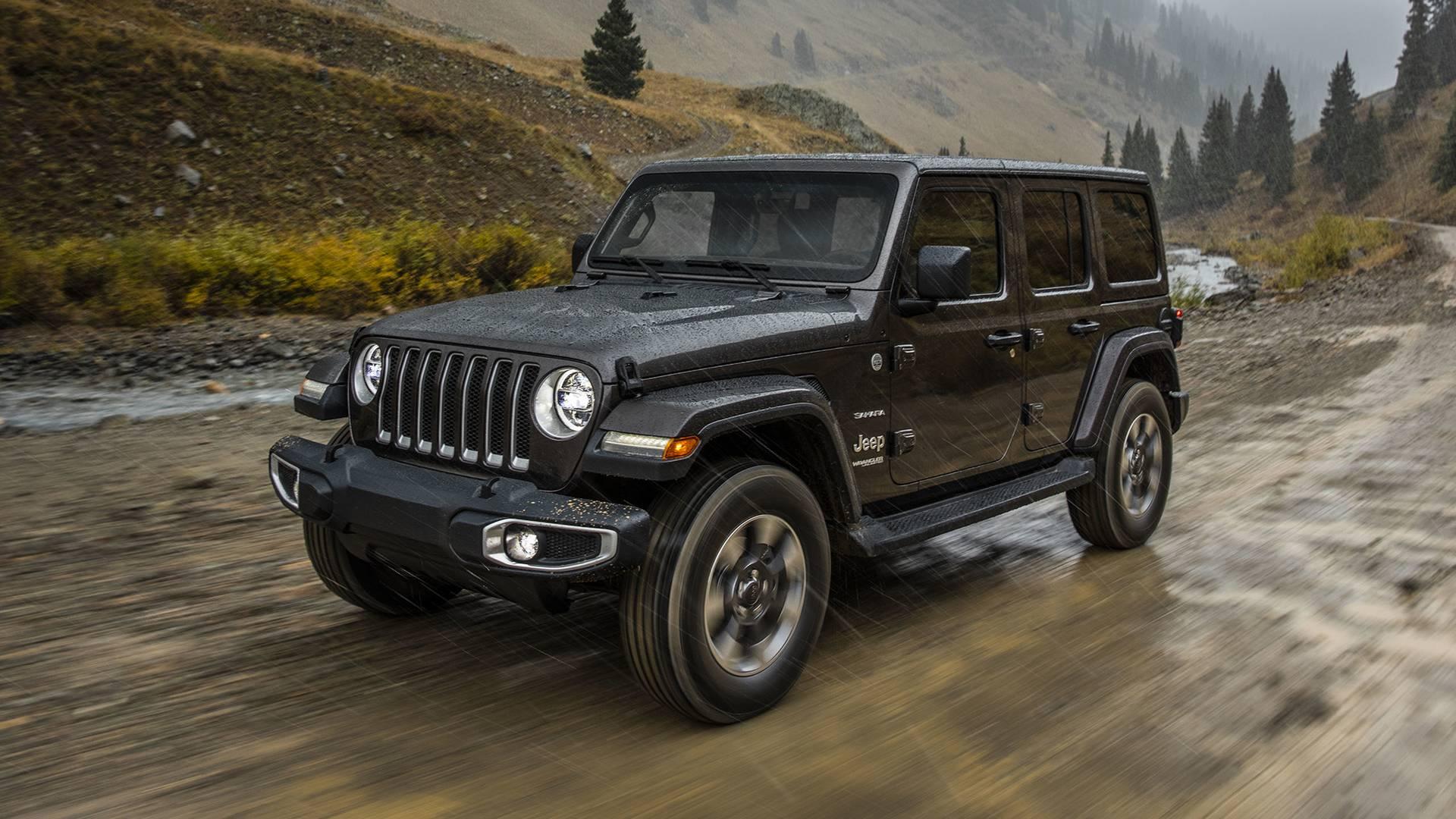 Mais Vendidos Nos Eua Novo Jeep Wrangler Vende Mais Do Que Civic
