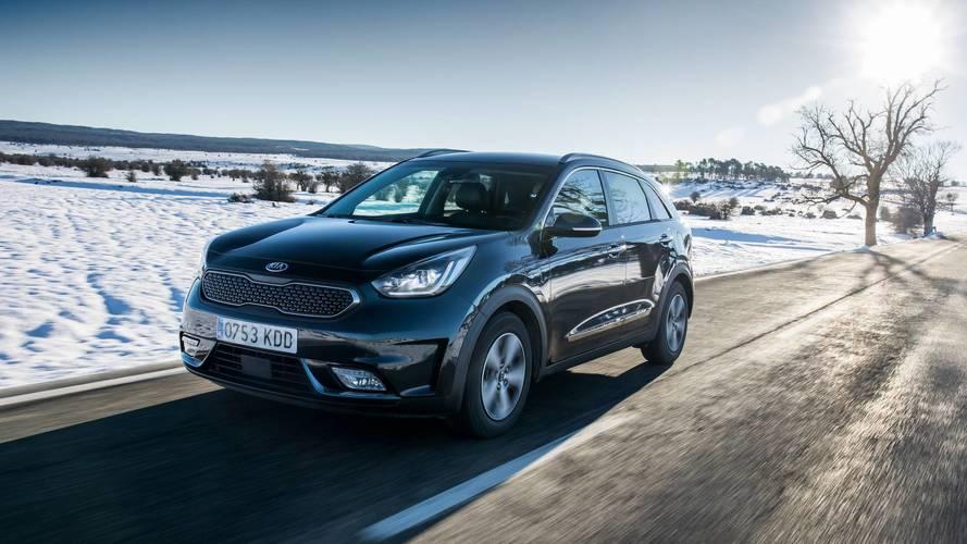 Primera prueba KIA Niro PHEV 2018: SUV, híbrido y enchufable