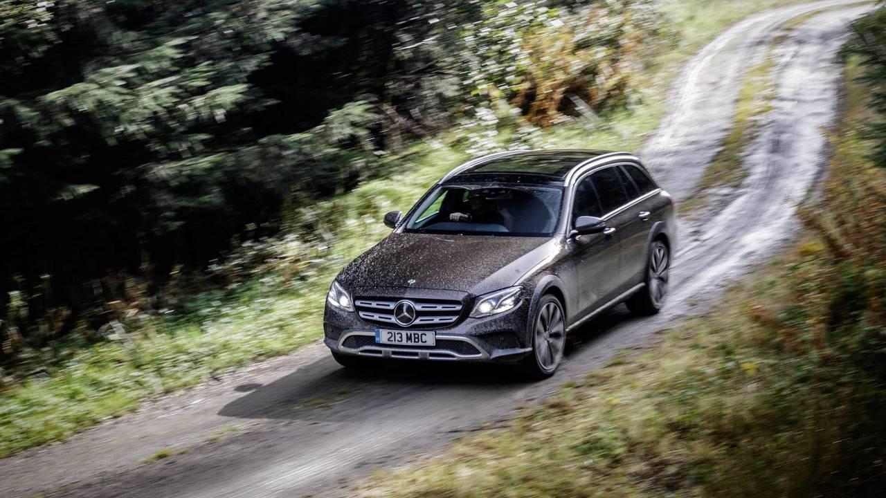 2018 Mercedes-Benz E-Class Estate E 350d All-Terrain