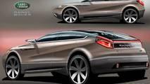 Hayallerin sınırı yok: Range Rover SD1 Concept