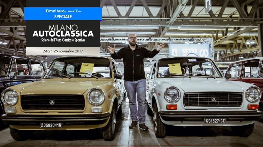 [Copertina] - Tutto il meglio di Milano AutoClassica 2017