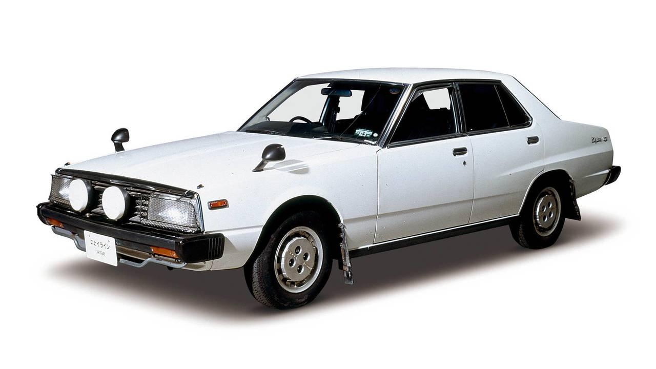 1977 Datsun Skyline