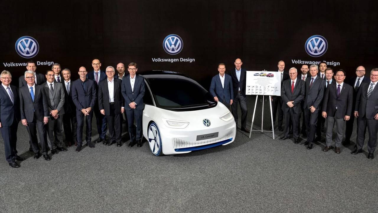 VW MEB Summit - ID