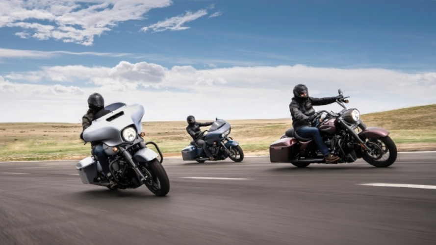Una settimana on the road con Harley-Davidson