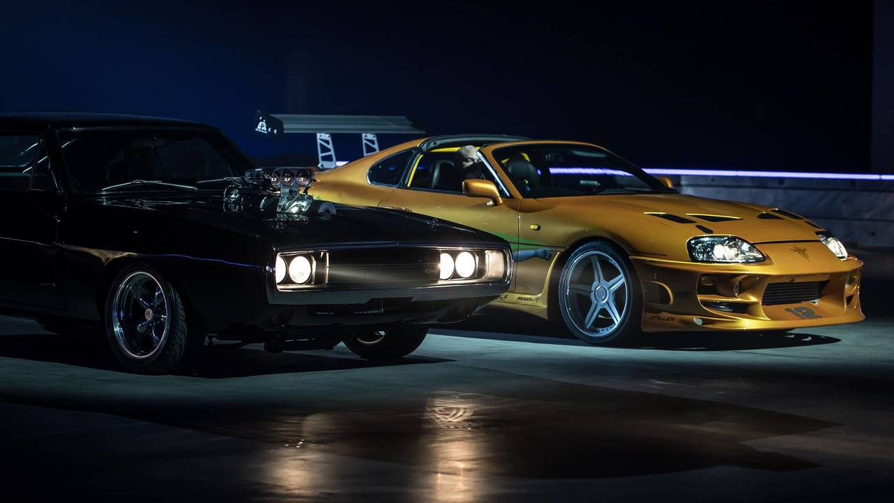 European Motor Cars >> Fast & Furious Live Cars Head To Auction
