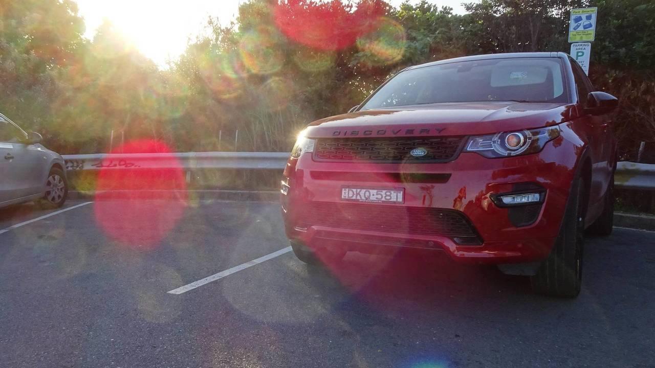 Land Rover Discovery Sport Australia