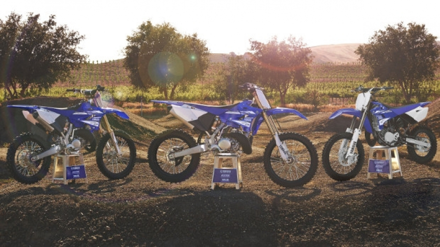Yamaha gamma Off-Road Competition 2017