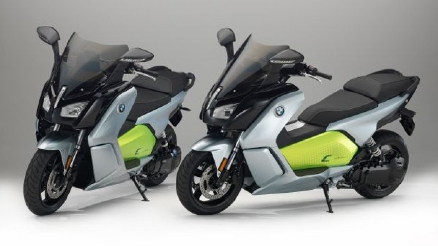 BMW C Evolution: arriva la versione Long Range