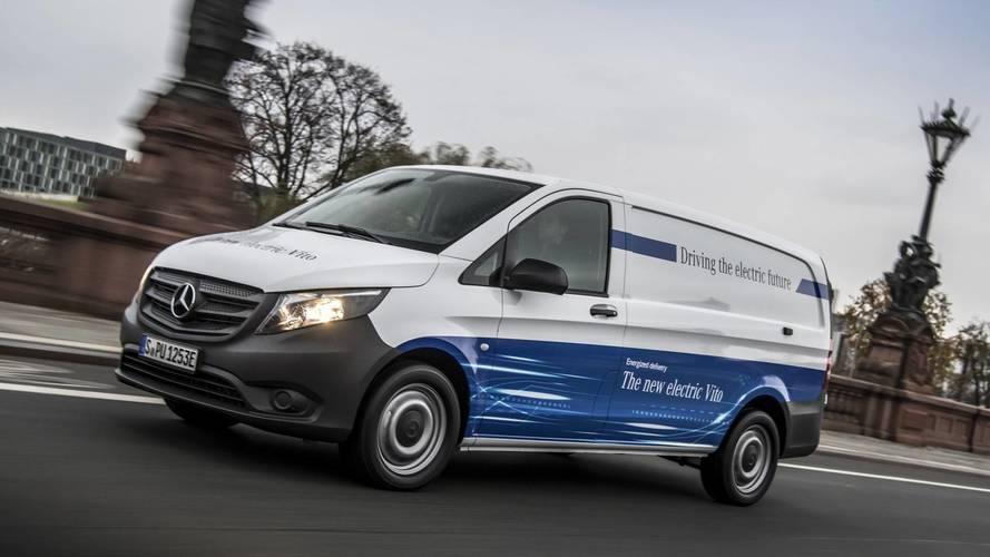 Mercedes, Cenevre'de elektrikli minibüs konsepti EQV'yi tanıtacak