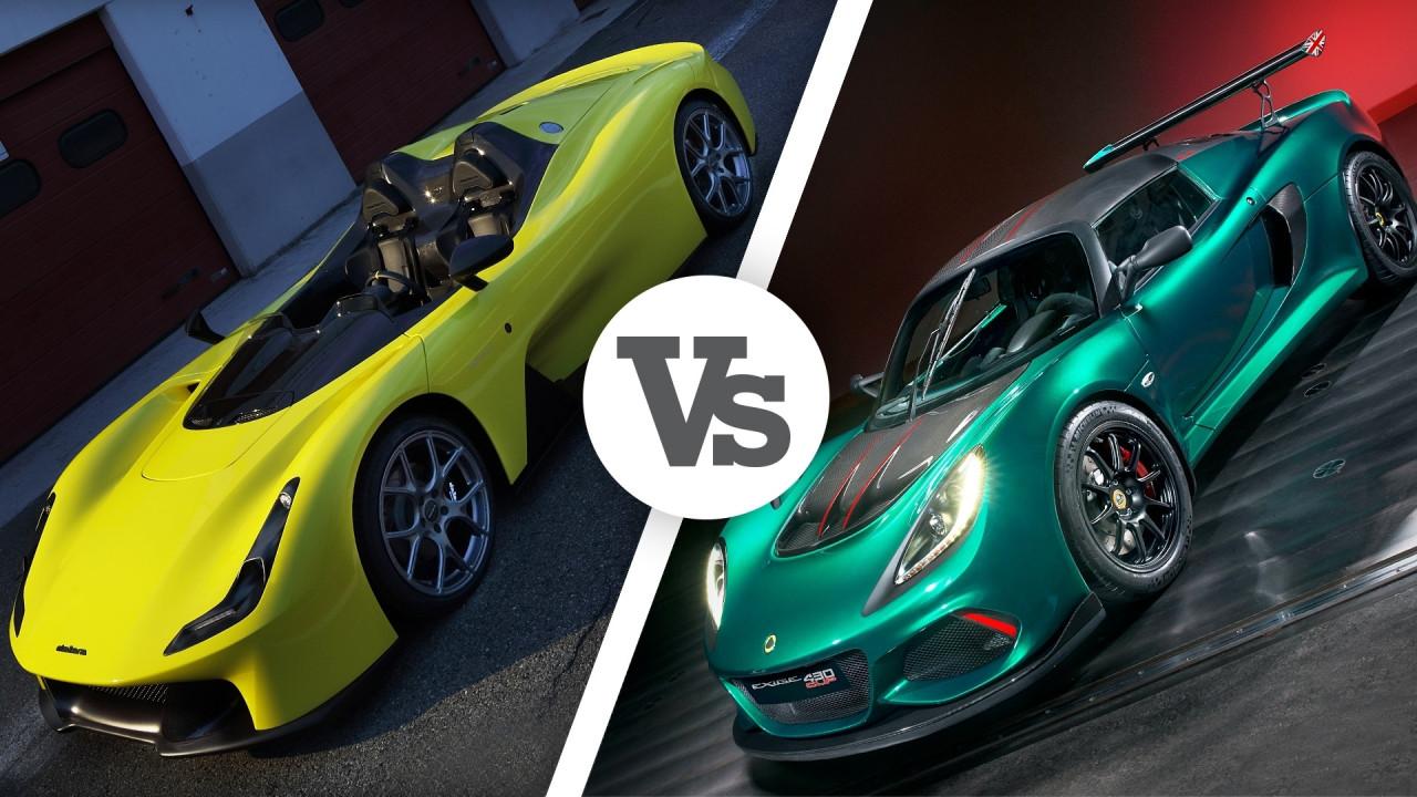 [Copertina] - Dallara vs Lotus, due scuole di leggerezza a confronto