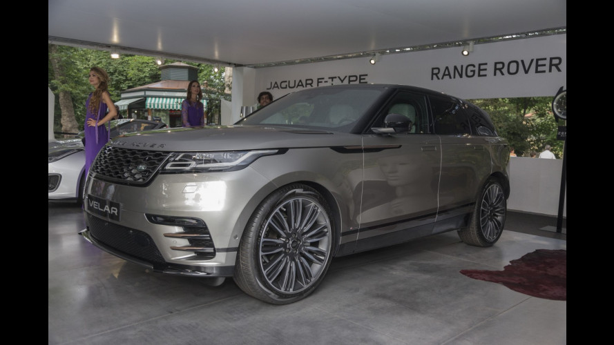 Land Rover a Parco Valentino 2017