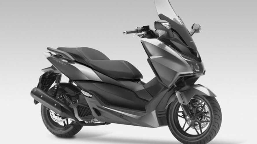 Honda Forza 125 2015