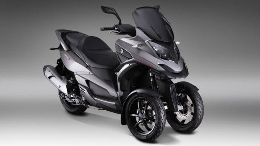 Quadro S Titanium Grey 2015 con Winter Pack incluso!