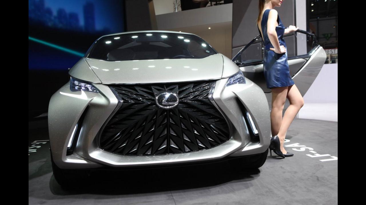 Lexus al Salone di Ginevra 2015