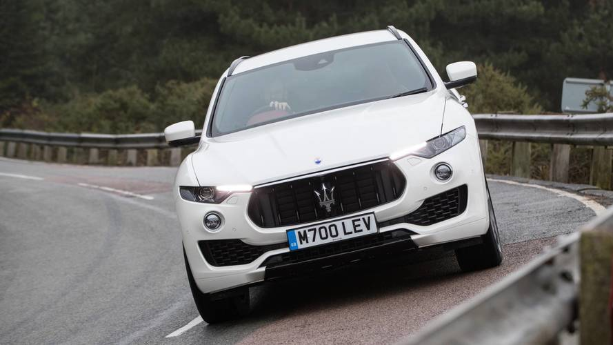 2017 Maserati Levante S first drive