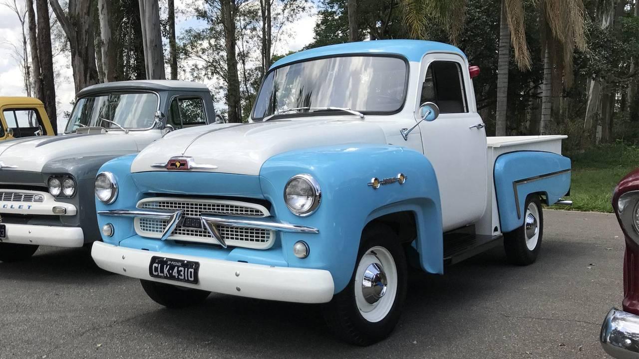 Chevrolet 3100 Brasil