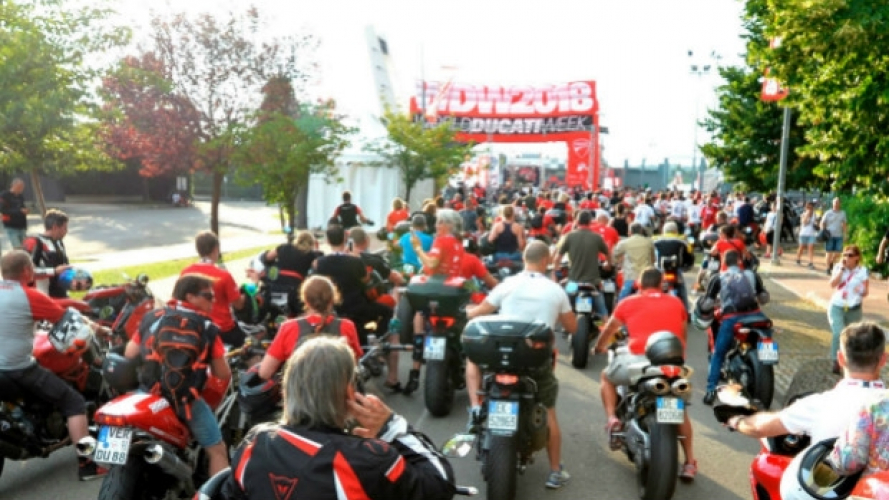 Ladri beccati World Ducati Week: 150.000 euro di moto rubate