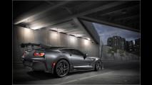 Irres Debüt: Die Chevrolet Corvette ZR1
