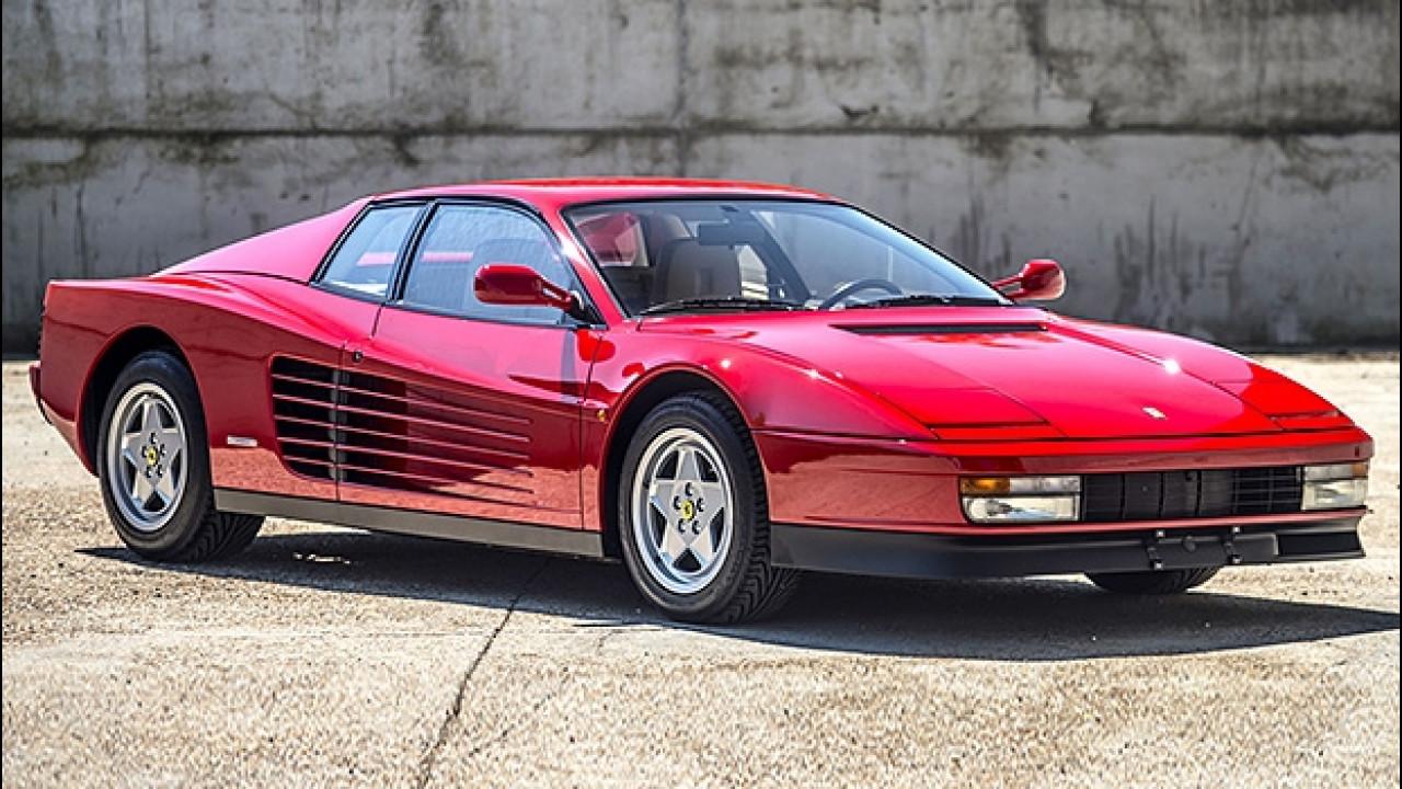 [Copertina] - Ferrari Testarossa, icona del Cavallino anni '80