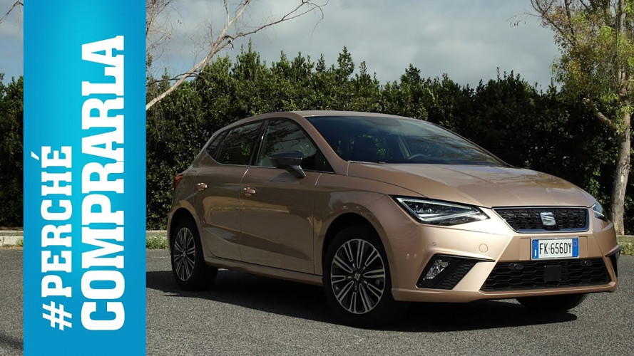 Seat Ibiza, perché comprarla… e perché no [VIDEO]