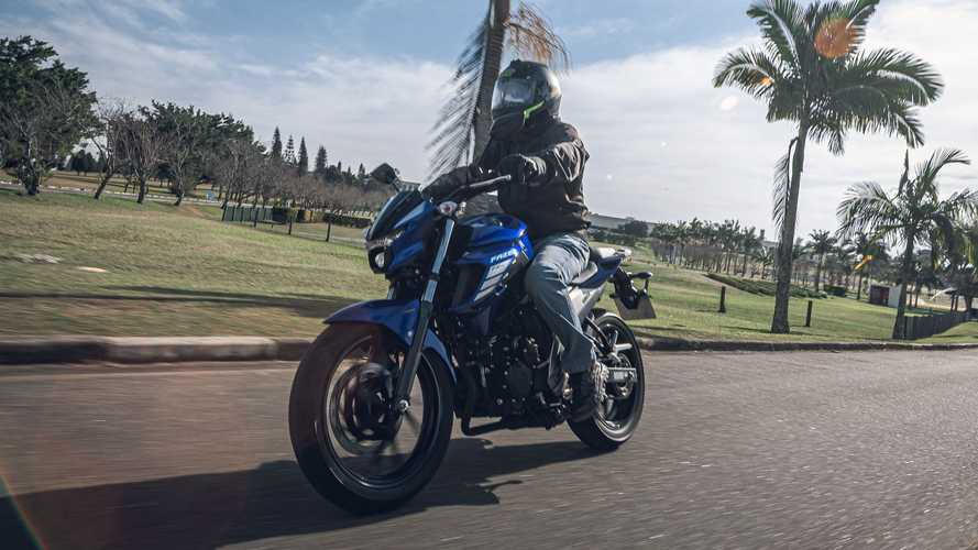 Yamaha Fazer 250 2022