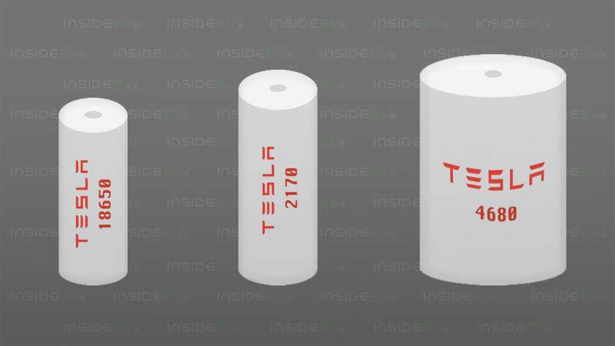 Tesla To Use 1-3 Battery Cell Formats
