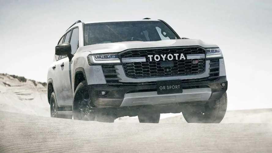 Per avere la nuova Toyota Land Cruiser bisogna aspettare 4 anni