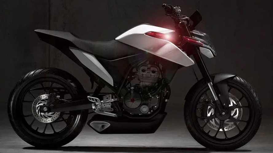 Malaguti Prepares Drakon 125 Concept For Imminent Production Run